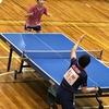 ジュニア・シングルス8決!は2016全国中学校卓球大会三重県大会以来の対決 三重県卓球選手権兼東京選手権予選結果