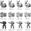 ポリゴンモデルの簡略化の備忘録