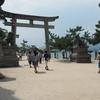 初カメラ旅行:ずっと行ってみたかった厳島神社へ