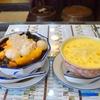 シンガポールの「阿秋甜品(Ah Chew Desserts )」で仙草ゼリー with ミックスフルーツ、マンゴーサゴポメロ。