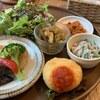 管理栄養士がバランスを考え抜いた優しいカフェランチ:こもれび食堂+(埼玉県さいたま市浦和区)