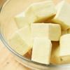 高野とうふを使って「白い麻婆豆腐」