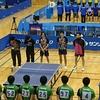 大会最終戦は、トヨタ自動車 2019年度・前期日本卓球リーグ豊田大会