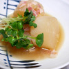 夕食:鮭の白子