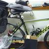 SPEED STER 55FBと自転車の積載を考える