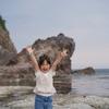かえるに見える岩!?【かえる島】香美町香住にある観光スポット