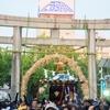 生國魂祭(生玉さんの夏祭り)・宮入り