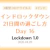 【ロックダウン記録】ロックダウン16日目 ~インド人の助け合い精神を見た日~