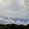 二週間前の雲&二日間の独り言