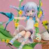 【ごちうさ】『チノ ~お花のブランコ~』1/7 完成品フィギュア【フリュー】より2019年9月発売予定☆