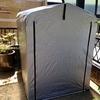 【自転車置き場】平城商事 サイクルハウス 2.5S (HRK-CH-25SA)を庭に組み立てました