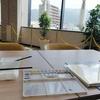 あんまり暑いので、イオンモール松本の風庭3階のフードコートの座席で作業したら捗った話