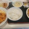 神田【上海厨房 家楽】日替り定食 ¥600