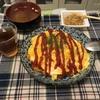 【自炊】オムライスを作って食う!