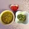 お野菜からの離乳食  [136日目  ズッキーニと野菜スープのオートミール粥]