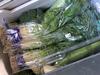 のどかな風景と幸せな野菜室