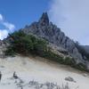 【南アルプス】鳳凰三山のうち二山 地蔵岳と観音岳 2020年8月末