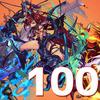 【オセロニア】竜デッキ100勝ついに達成!