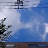 作曲工房 朝の天気 2018-07-31(火)晴れ