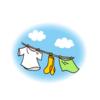 水虫の人の靴下と一緒に洗濯をしても水虫菌はうつらないの?