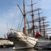 桜木町駅から「帆船日本丸・横浜みなと博物館」への行き方