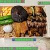 🚩外食日記(617)    宮崎ランチ  🆕「びんちょう家 宮崎地頭鶏串打ち」より、【地頭鶏焼鳥弁当】‼️