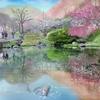 湯河原梅林の池(神奈川県湯河原)