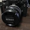 Nikon F3をメンテナンス