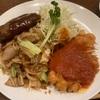 福岡市、レストランハロー千早店でD定食をいただく。