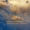 シベリウス:交響曲第1番 / ヴァンスカ, ミネソタ管弦楽団 (2013 SACD)