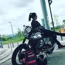 バイク女子渚ちゃん~気分はのほほん日記