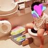 補助便座は必要ない!?【2歳8ヵ月】トイレトレーニング事情