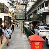 健康寿命と(歩く速さ)が関係あるとしたら、タイの人はヤバい!と思う。