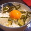 地鶏卵御飯 三ノ宮の卵料理は安東へ
