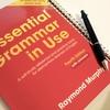 Essential Grammar in Useを買ったのでこれからやっていくぞ