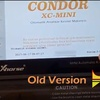 Condor XC-MiniをV4.0.1にアップデートする方法