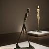 20世紀で最も偉大な彫刻家の一人、ジャコメッティの展示を見て考えたこと