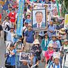埋めるな!辺野古 沖縄県民大会に呼応する8.11首都圏大行動