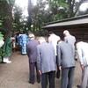 御嶽神社例祭が斎行されました。