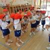 体操教室(^O^)
