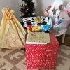 3歳娘と0歳息子に届いたクリスマスプレゼント