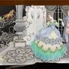 世界の童話塗り絵