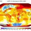北極の海氷体積、史上最小5位に