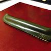 珍しい「オリーブ色」のコードバンでペンジャケットオーダーしてみた!