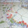 GMT「Ukraine'43 2nd」Campaign Solo-Play AAR Part.1
