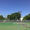 テニスでオフ会2