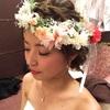 結婚式に最適なヘアカラーとは?晴れ舞台に輝く髪色の選び方!