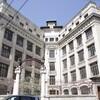 リヨンの古い建物