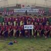 第36回千葉県少年サッカー選手権大会開会式・練習試合(6 年生)