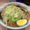 【今週のラーメン1799】 所沢 大勝軒 (東京・新所沢) 野菜ラーメン(小)+坦々